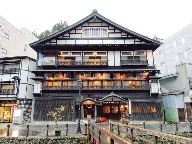 伝統の宿 古山閣