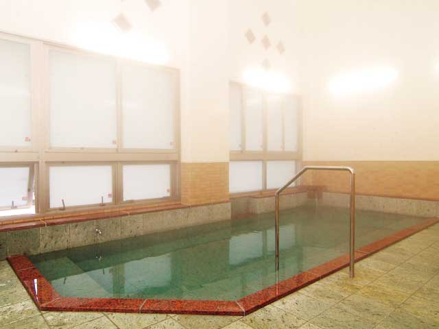 湯野浜温泉共同浴場・上区公衆浴場