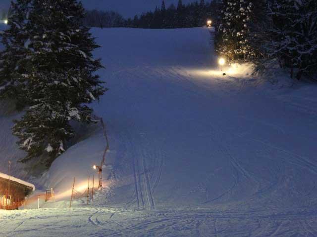 小野川温泉スキー場