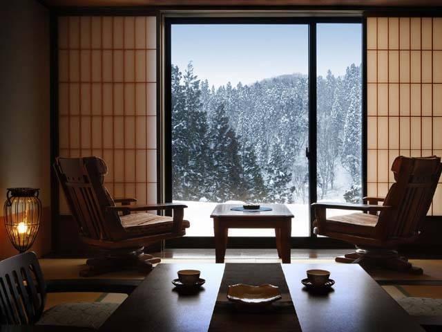 滝と蕎麦の宿 瀧見舘(日帰り入浴)