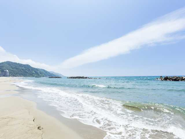 湯野浜海水浴場