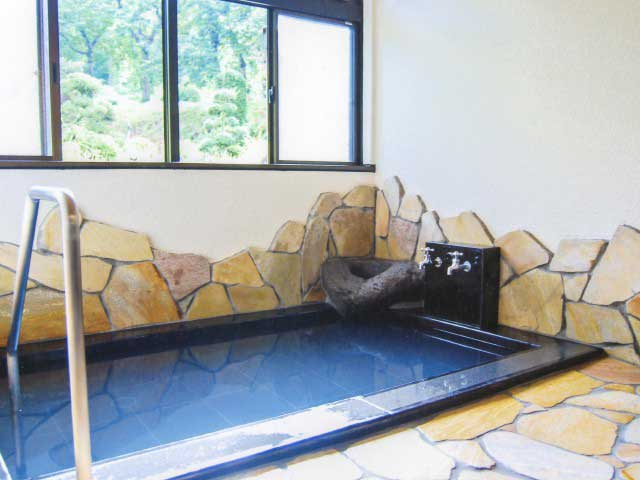 湯舟沢温泉旅館(日帰り入浴)