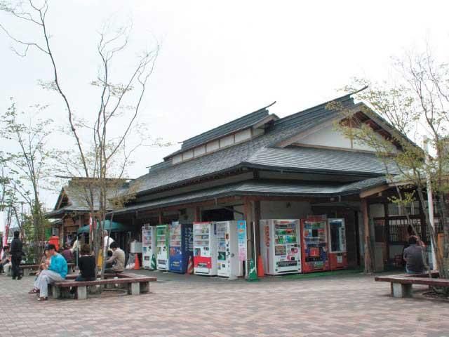 寒河江サービスエリア(上り)