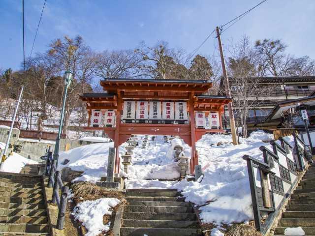 酢川温泉神社