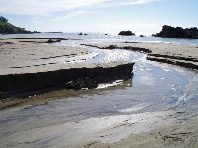 釜磯海水浴場