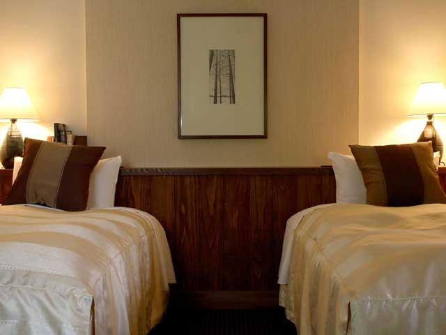 ホテル ハット・ウォールデン
