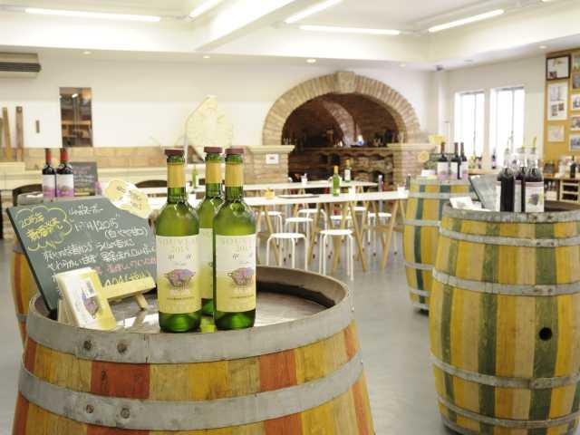 ロリアンワイン白百合醸造