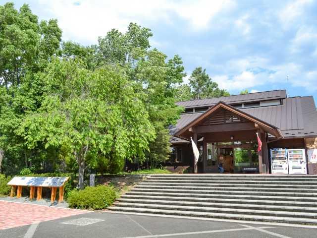 山梨県 森林公園 金川の森