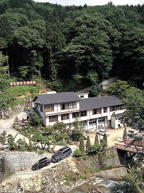 裂石温泉 雲峰荘(日帰り入浴)