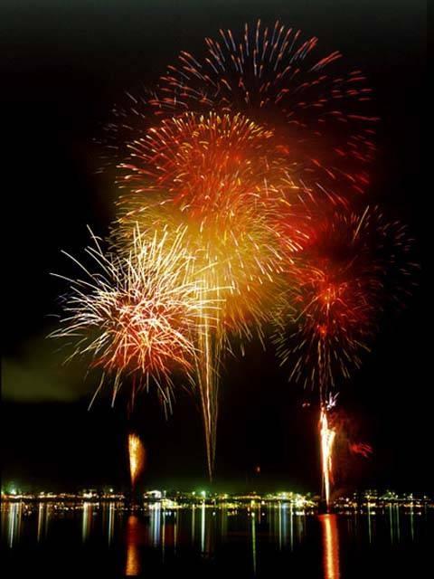 山中湖報湖祭