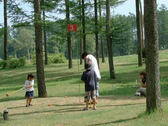 清里の森パークゴルフ場