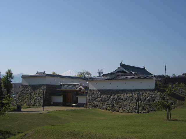 甲府市歴史公園