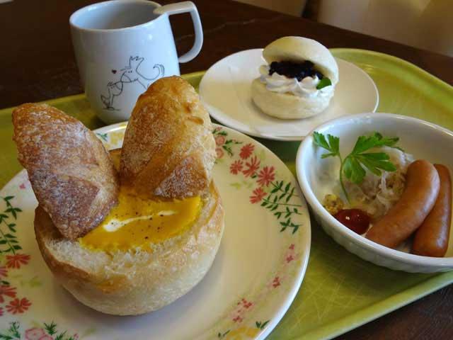 天然酵母パンとカフェ スローガーデン砧