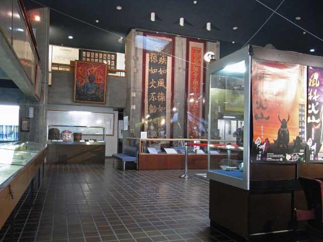歴史博物館 信玄公宝物館