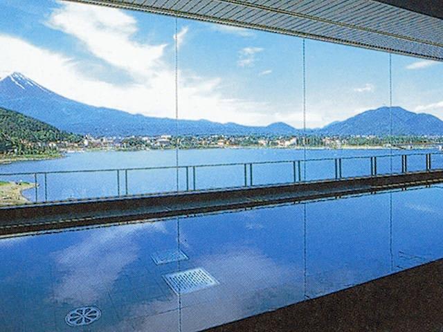 ホテル美富士園