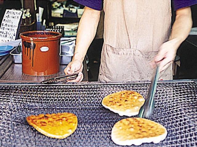 手焼煎餅堂