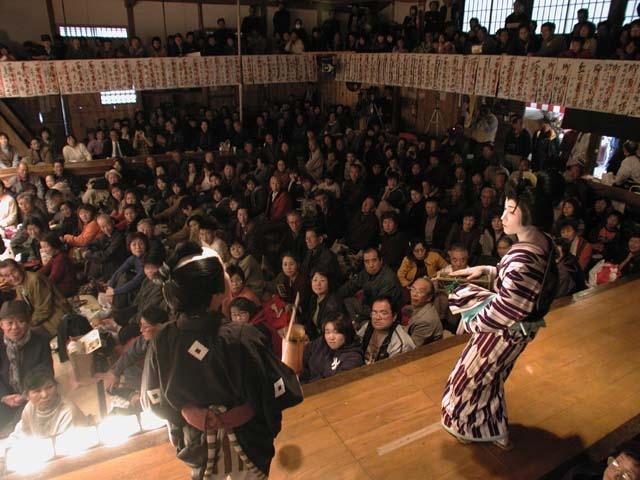 白雲座歌舞伎