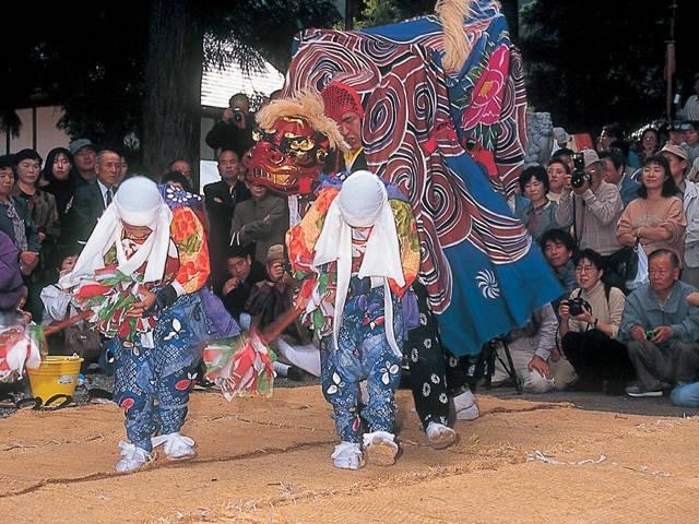 白川郷どぶろく祭