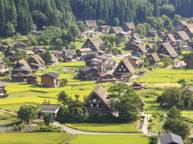 荻町城跡(展望台)