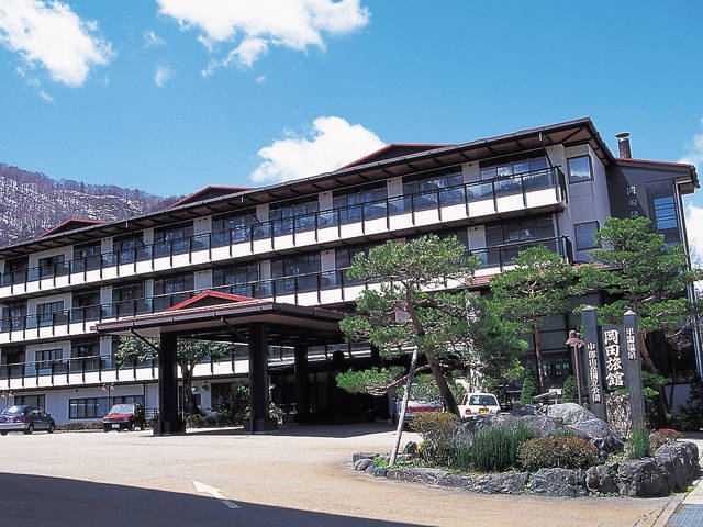 岡田旅館・和楽亭(日帰り入浴)
