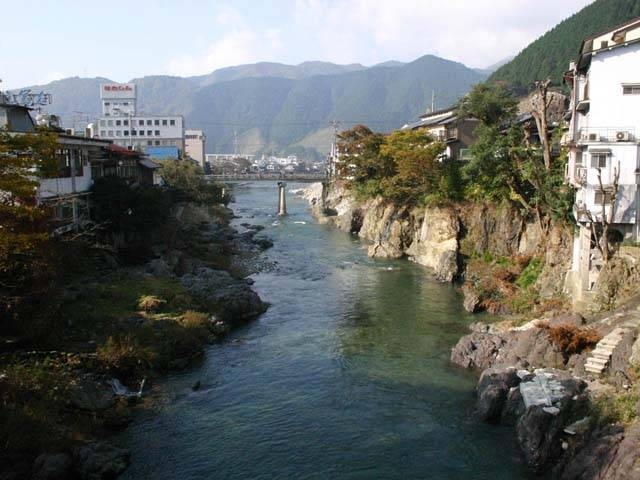 吉田川親水遊歩道
