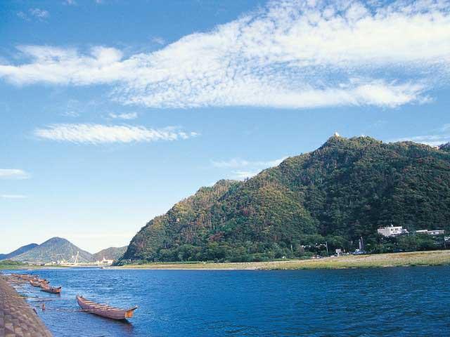 長良川(中流域)