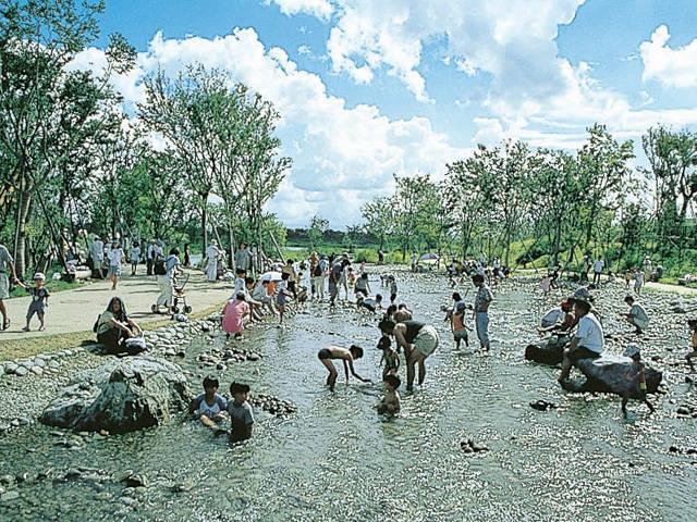 河川環境楽園 木曽川水園・自然発見館