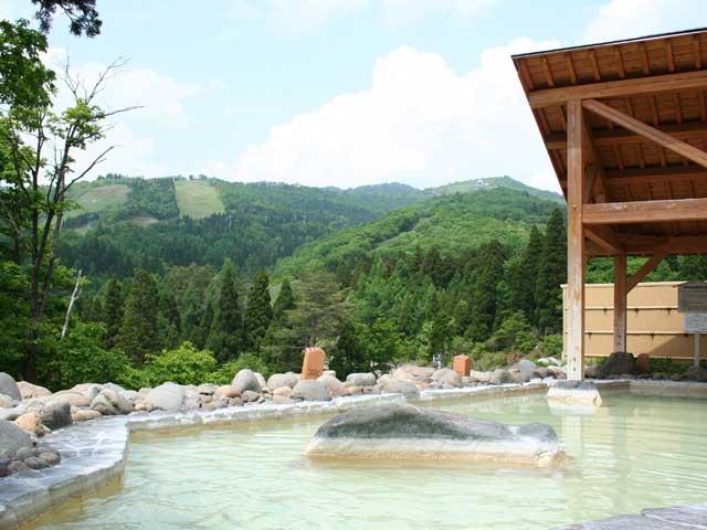 天然温泉 満天の湯