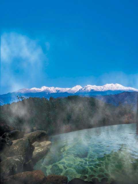 ホテルアソシア高山リゾート温泉棟「スパウィング」