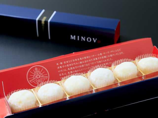 米・糀・洋菓子 MINOV