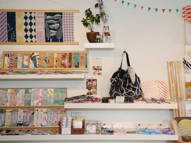 Takara Gallery workroom
