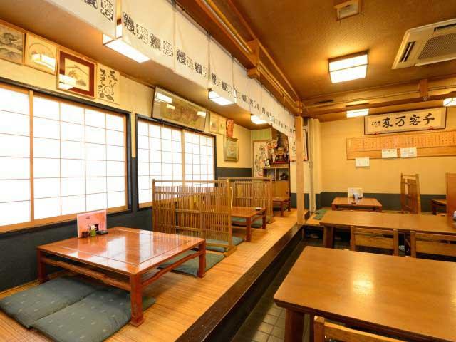 川魚料理専門店 なまずや分店