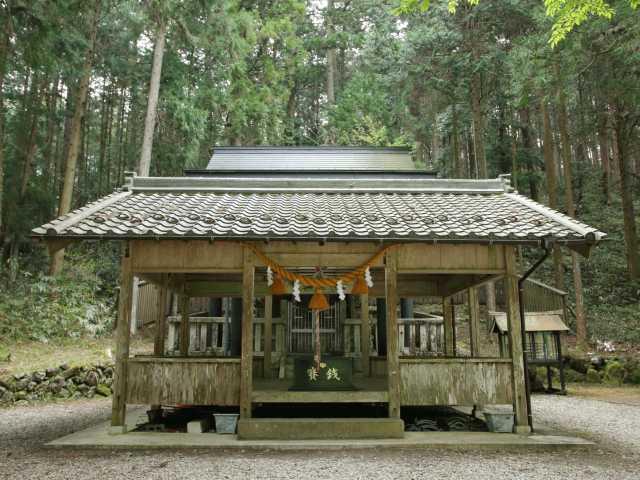 根道神社 名もなき池(モネの池)