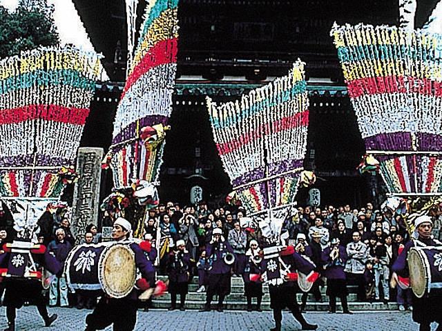 豊年祈願祭 谷汲踊