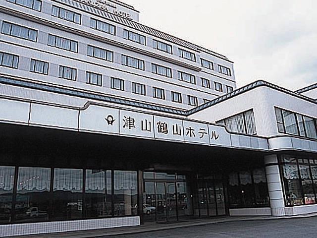 津山鶴山ホテル