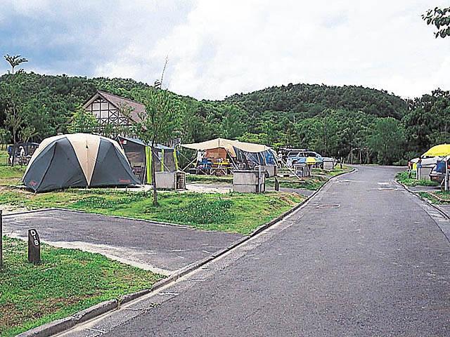 恩原高原オートキャンプ場