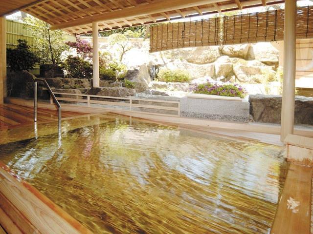 ダイヤモンド瀬戸内マリンホテル たまの温泉(日帰り入浴)