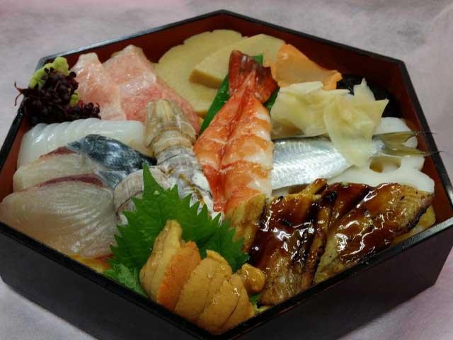 夜寿司本店
