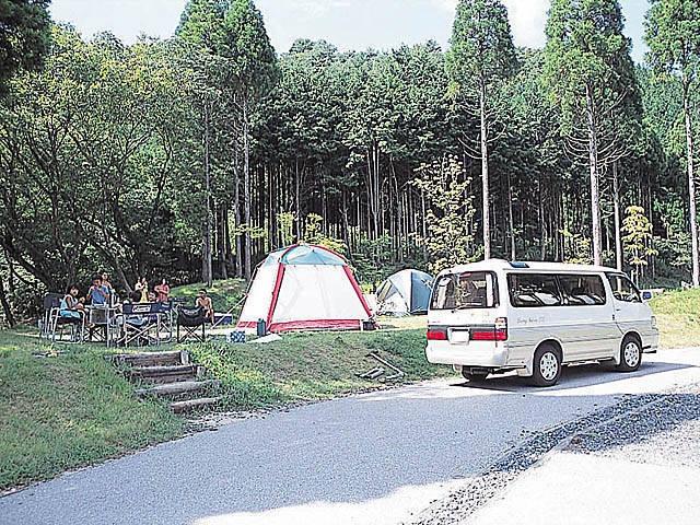 トム・ソーヤー冒険村/津谷キャンプ場