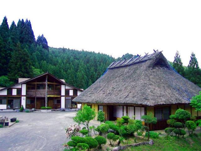 真庭市クリエイト菅谷キャンプ場