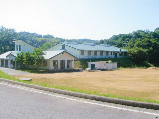 布都美林間学校キャンプ場