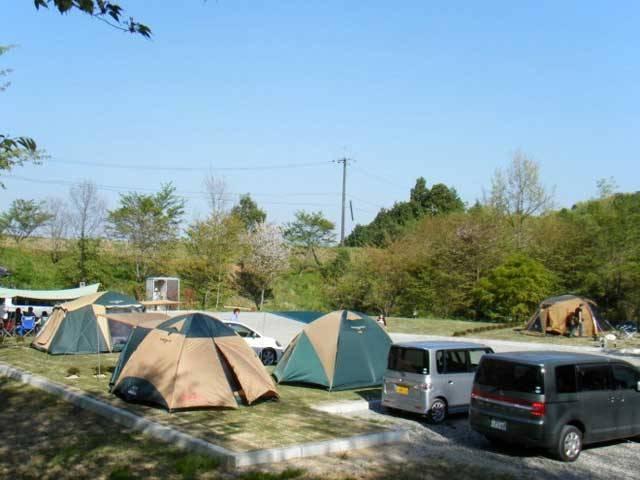 久米南美しい森キャンプ場
