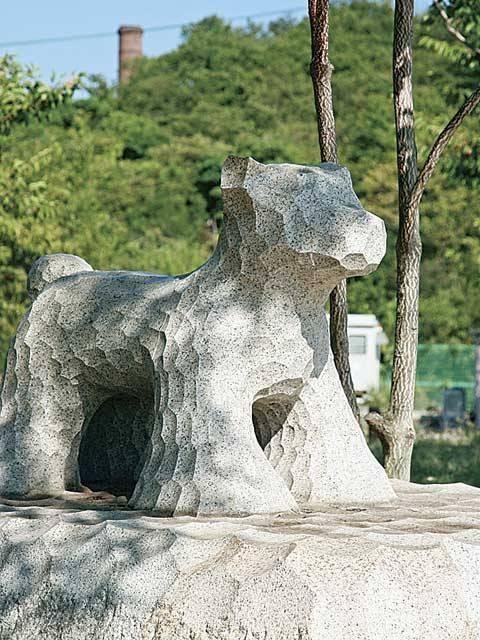 犬島公園 犬島キャンプ場
