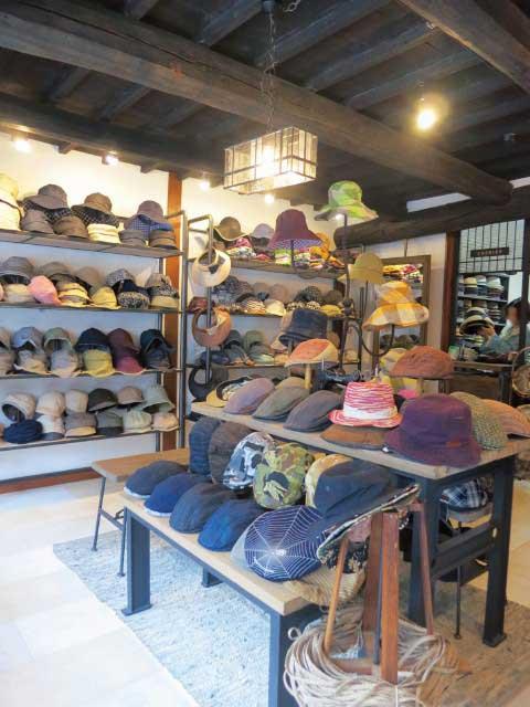 襟立製帽所 倉敷本町店