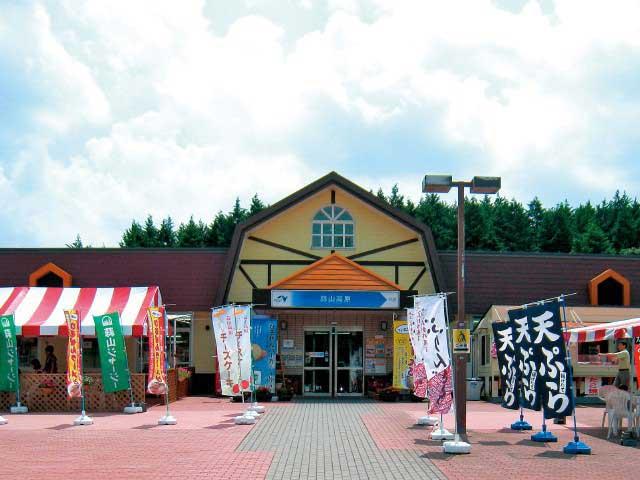 蒜山高原サービスエリア(下り)