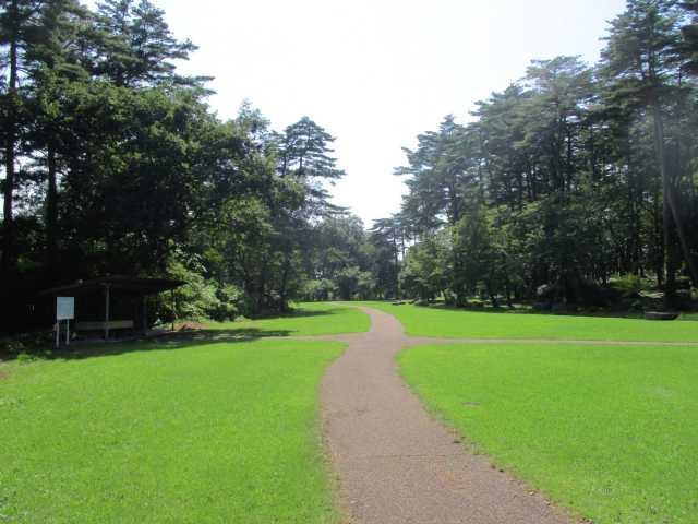 北上総合運動公園キャンプ場