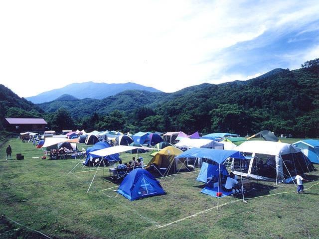 タイマグラキャンプ場