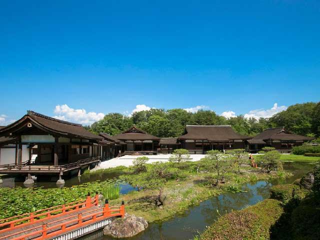 歴史公園えさし藤原の郷