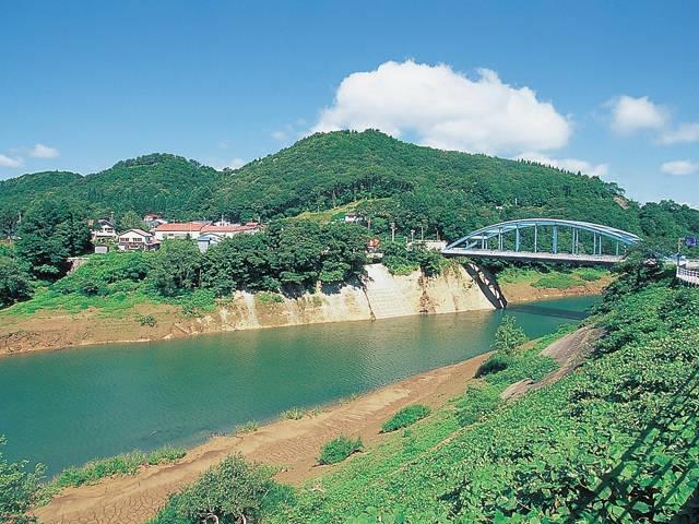 湯田温泉峡