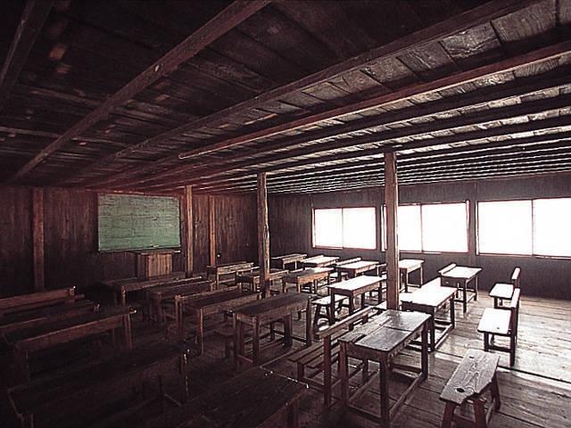 旧渋民尋常小学校